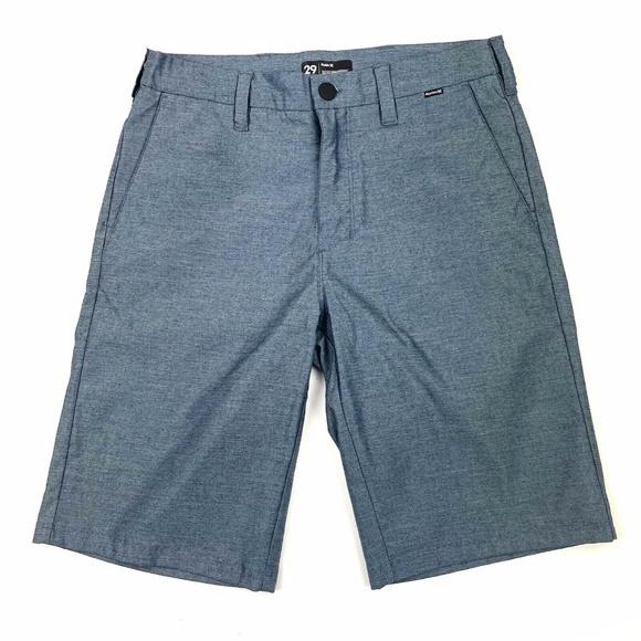 Hurley Mens Dri-Fit Chino Shorts 29